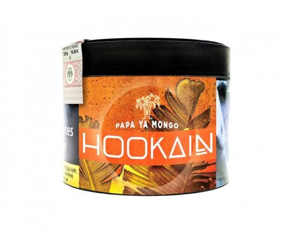 Hookain Tobacco - Papa Ya Mongo - 200g