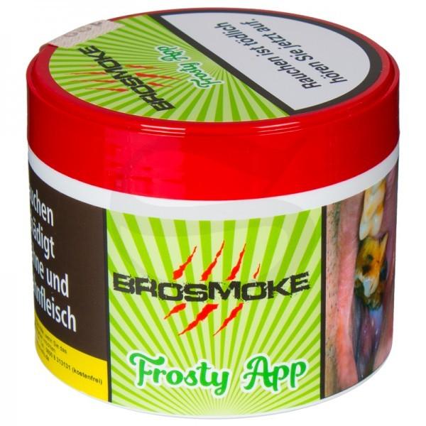 Brosmoke Tabak - Frosty App (200g Dose)