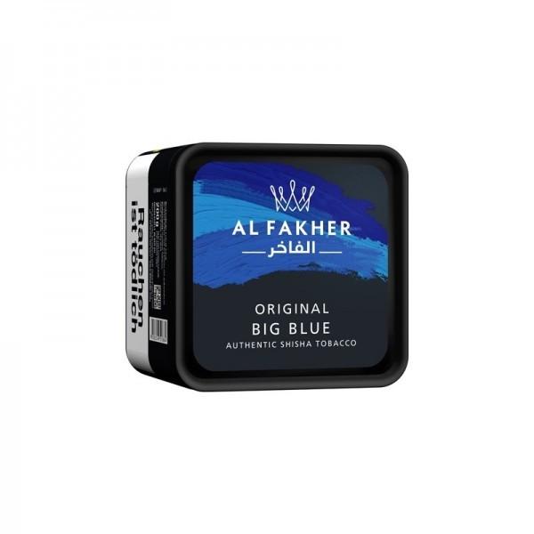 Al Fakher Tobacco - 200g - Big Blue