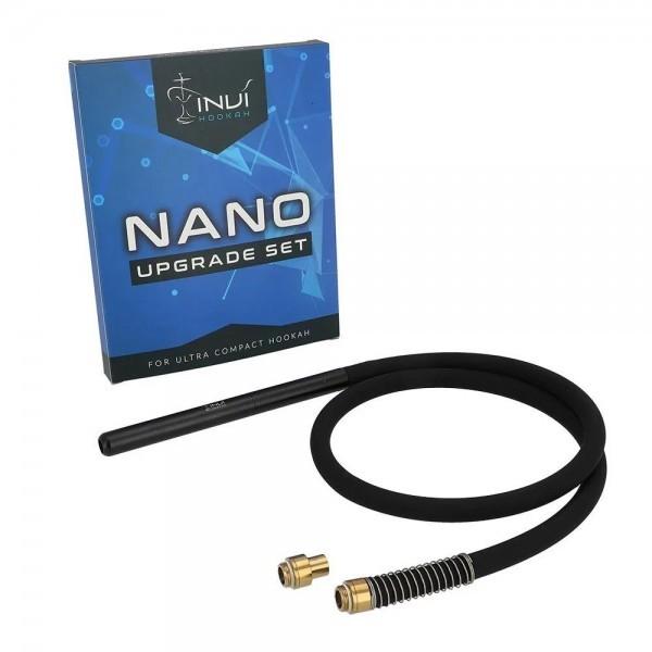 INVI Nano 2-Schlauch Upgrade Set Edelstahl Gold