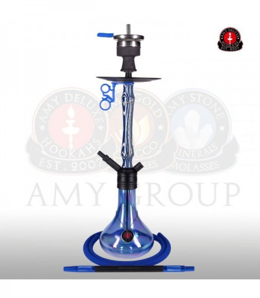 Amy Deluxe Jungle Storm 117.01 blue