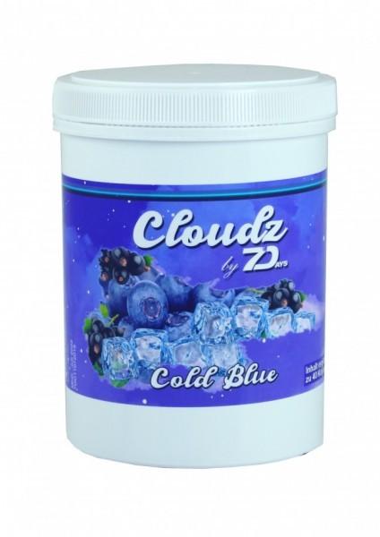 Cloudz by 7Days Dampfsteine - Cold Blue - 500g
