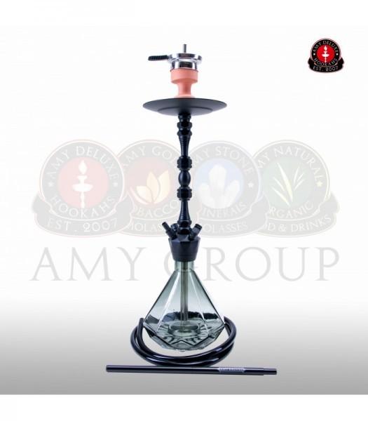 AMY Alu Diamond 063 - black powder black