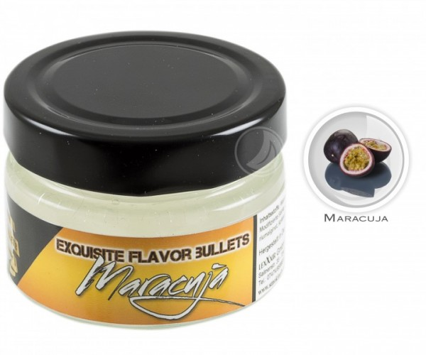 Exquisite Flavor Bullets - Maracuja (100g)