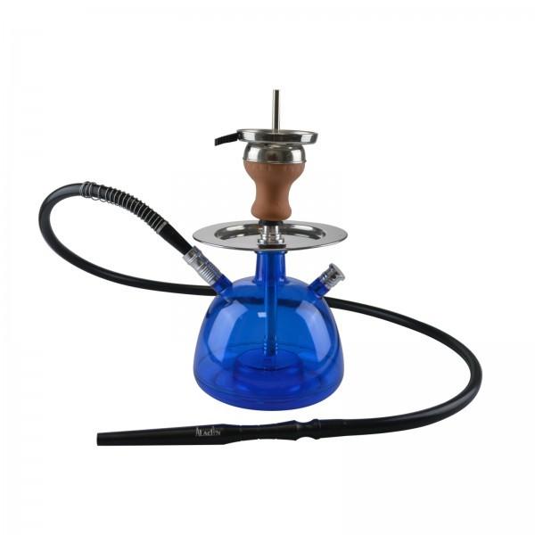 Aladin Acryl Shisha Outdoor - blau
