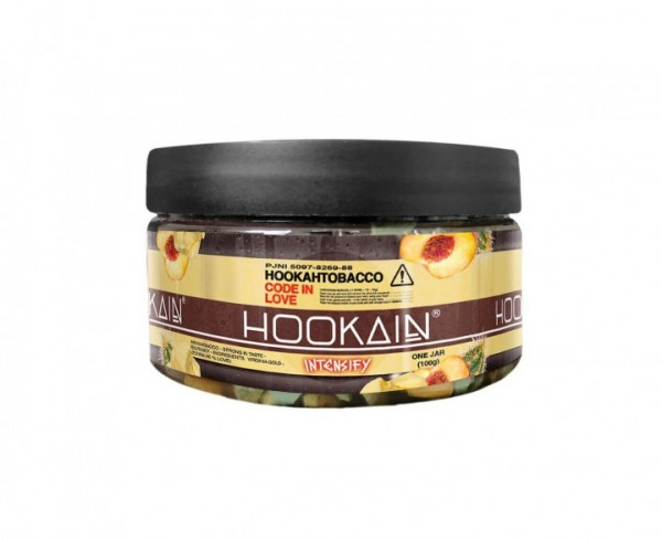 Hookain inTens!fy - Code in Love - 100g