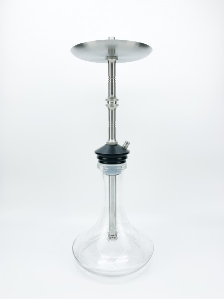 Moze Air Shisha - Handcut Clear Bowl