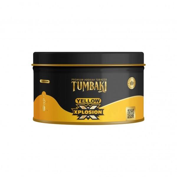 Tumbaki Tobacco 200g Yellow Xplosion