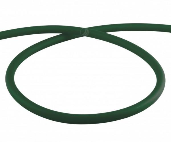 Amy Silikonschlauch matt - dunkelgrün