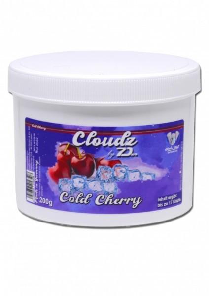 Cloudz by 7Days Dampfsteine - Cold Cherry - 200g