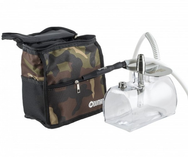 Oduman N7 Smoke Tank - clear