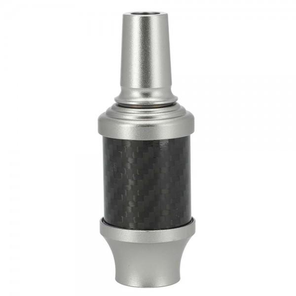 AO Carbon Molassefänger Aluminium Anthrazit 18/8
