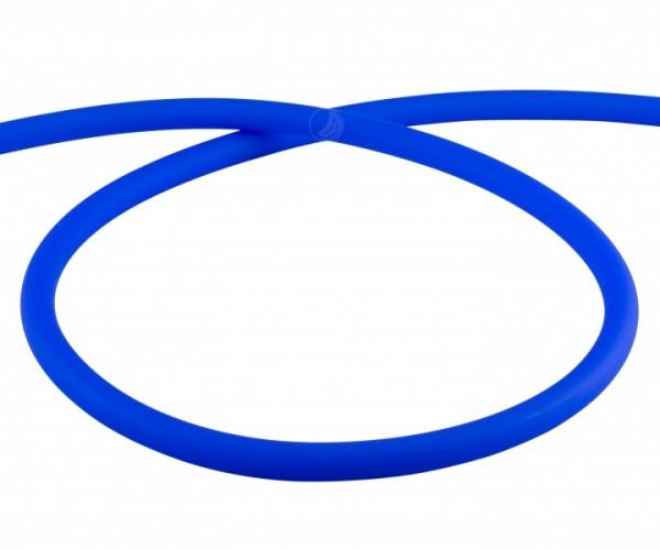 Amy Silikonschlauch matt - blau