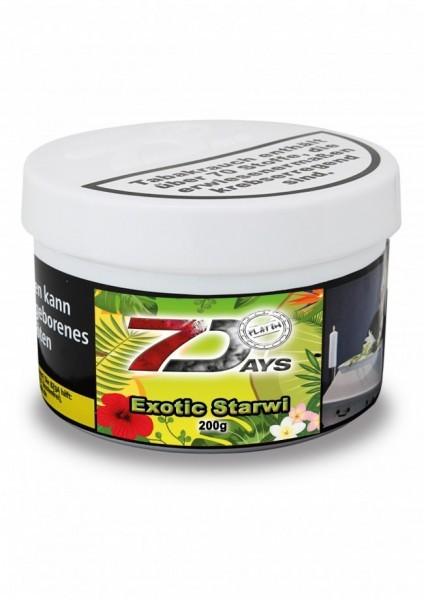 7Days Platin - Exotic Starwi 200g