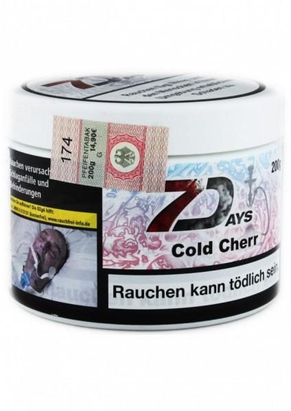 7Days Classic - Cold Cherr (Dose 200g)