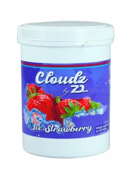 Cloudz by 7Days Dampfsteine - Ice Strawberry - 500g