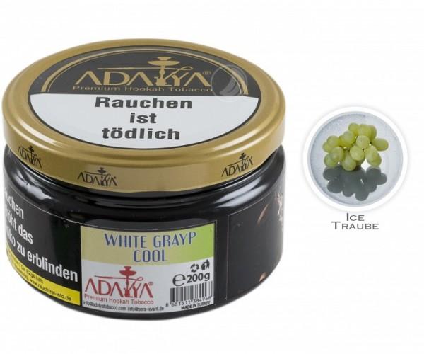 Adalya Tabak White Grayp Cool (Dose 200g)