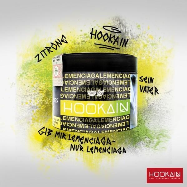 Hookain Tobacco - Lemenciaga - 200g