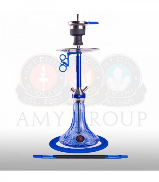 Amy Deluxe Carbonica Lucid S SS31.02 blue blue