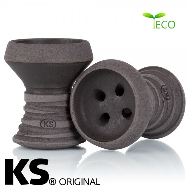KS APPO Steinkopf Eco Edition - Schwarz