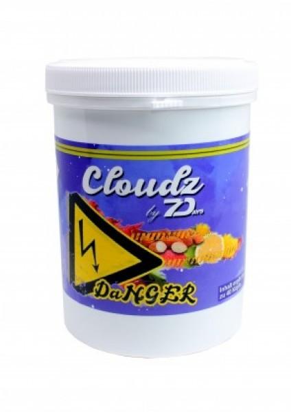 Cloudz by 7Days Dampfsteine - Danger - 500g