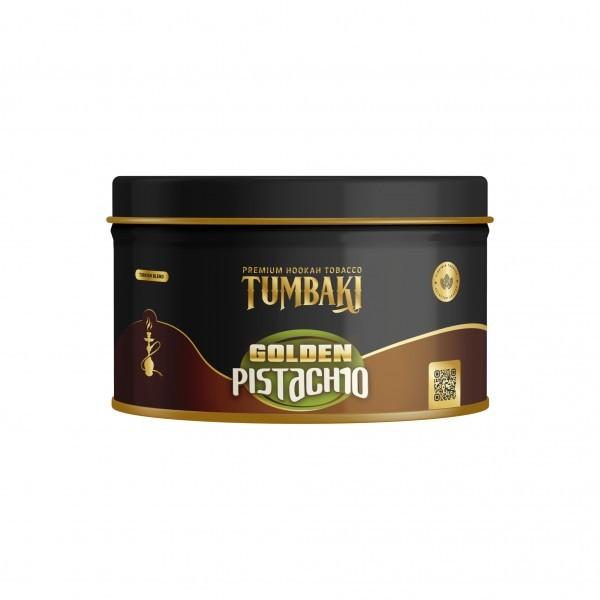 Tumbaki Tobacco 200g Golden Pistac1o