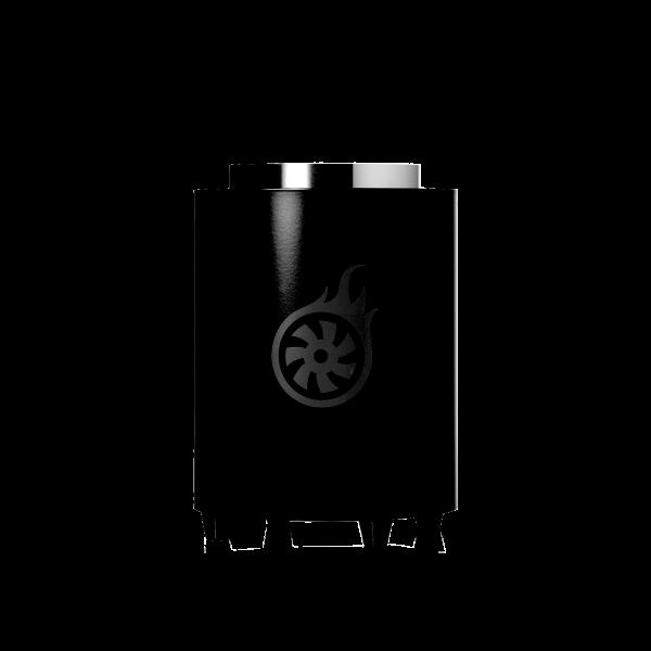 Shisha-Turbine Next Kohleanzünder No Racism