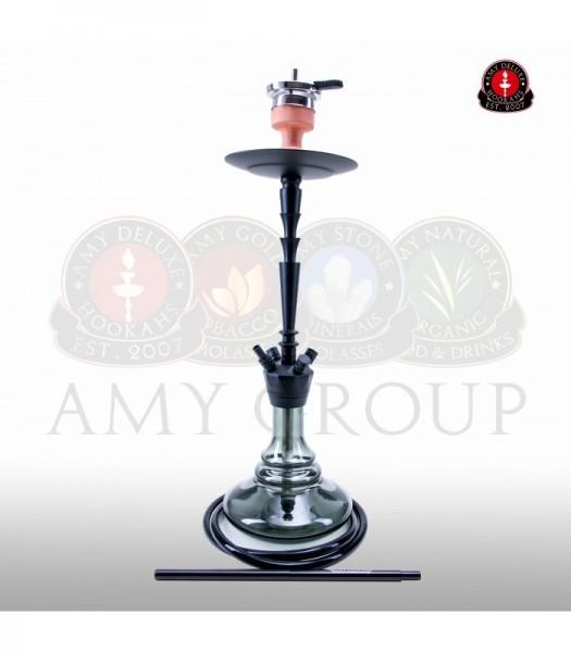 AMY Alu-X 065 - black powder black