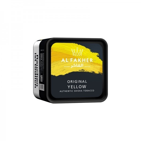 Al Fakher Tobacco - 200g - Yellow