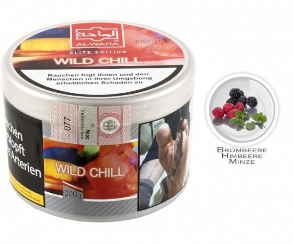 Al Waha Tabak Wild Berr Chill (Dose 200g) - R