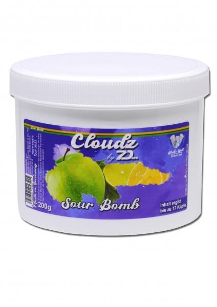 Cloudz by 7Days Dampfsteine - Sour Bomb - 200g