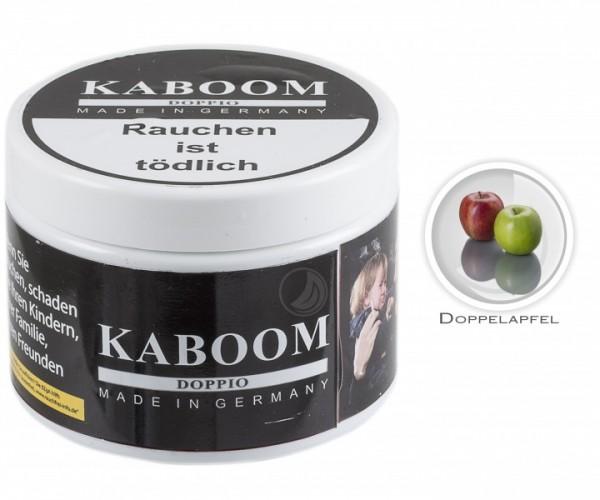 Kaboom Tabak - DOPPIO (200g Dose)