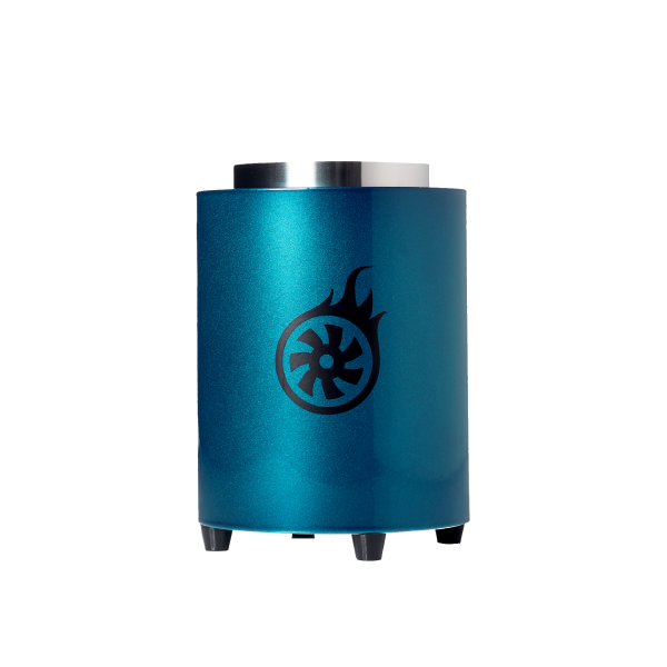 Shisha-Turbine Next Kohleanzünder Ocean Blue