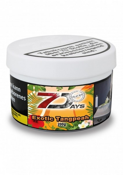 7Days Platin - Exotic Tangpeah 200g