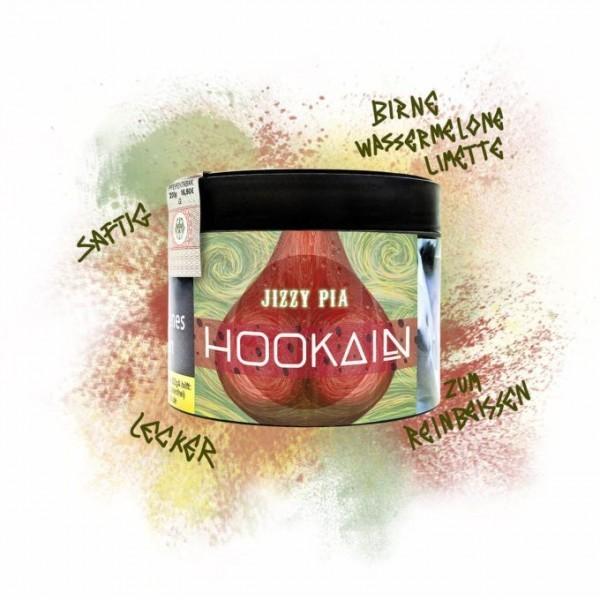 Hookain Tobacco - Jizzy Pia - 200g