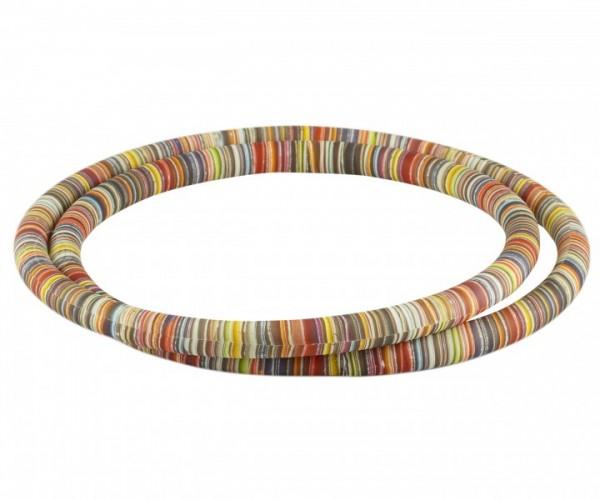 Silikonschlauch Soft-Touch (150 cm - rainbow)