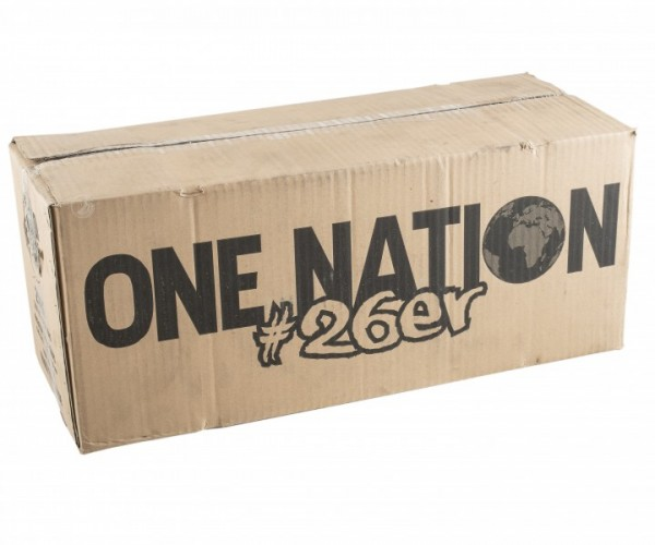 One Nation #26 - 20 KG Gastro