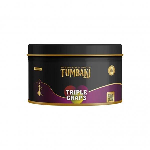 Tumbaki Tobacco 200g Triple Grap3