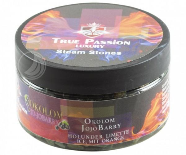 True Passion Dampfsteine 120g - Okolom Jo-Jobarry