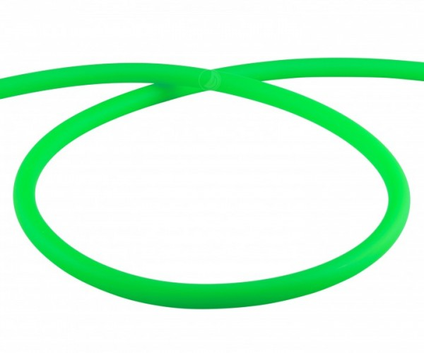 Amy Silikonschlauch matt - hellgrün