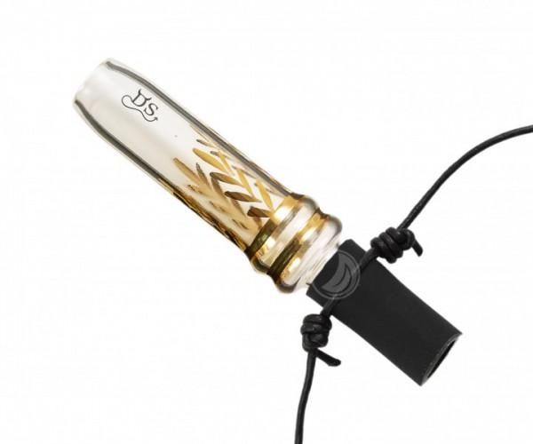 Devil Smoke Olymp persönliches Mundstück - 24 Karat Gold