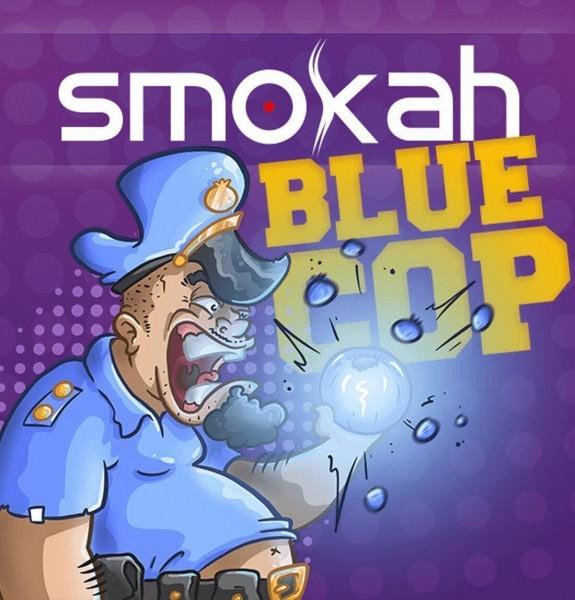 Smokah Tobacco 200g Blue Cop