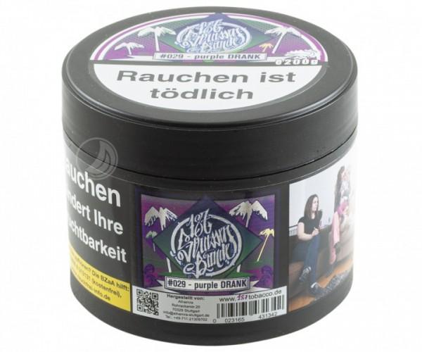 187 Strassenbande Tabak - Purple Drank #029 - 200g