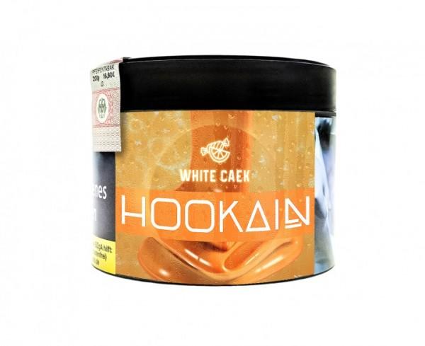 Hookain Tobacco - White Caek - 200g