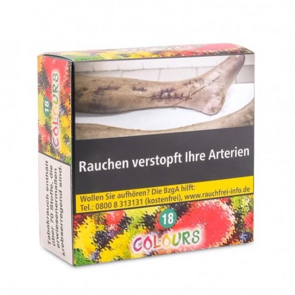 Aqua Mentha 200g Colours 18
