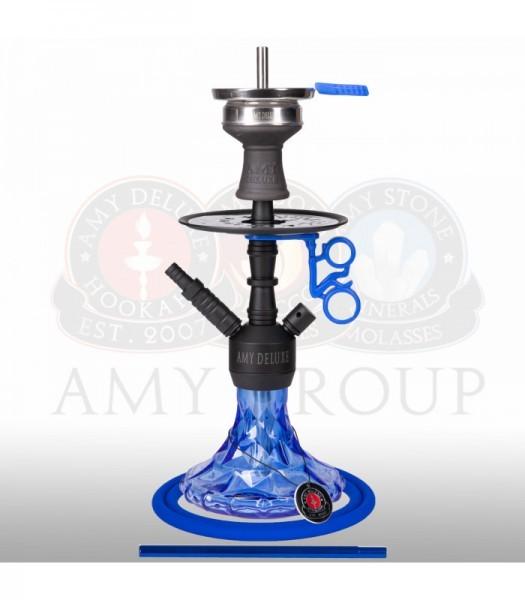 Amy Alu Brilli S 107.03 - black powder blue