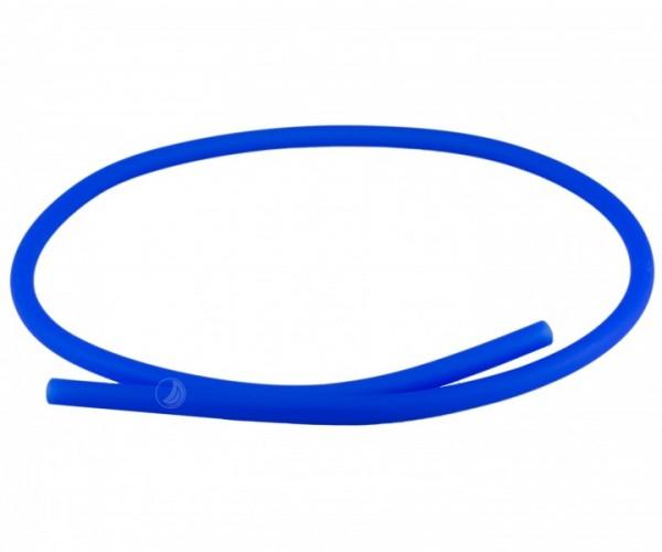 Silikonschlauch Soft-Touch - matt - blau