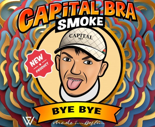 Capital Bra Smoke 200g - Bye Bye