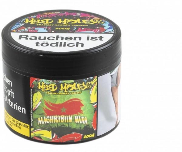 Mad Mouse Tobacco - Maghribiin Nana - 200g