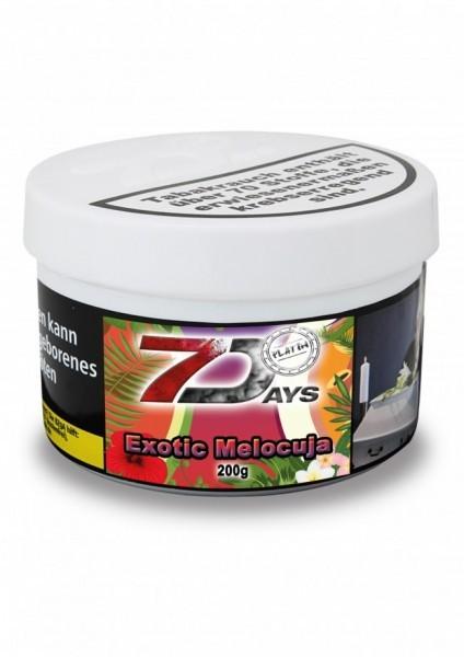 7Days Platin - Exotic Melocuja 200g